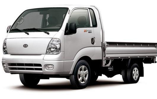 Camion benne Kia