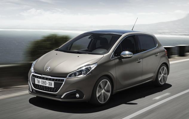 208 Style Peugeot